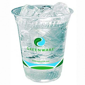 Greenware disposable cup