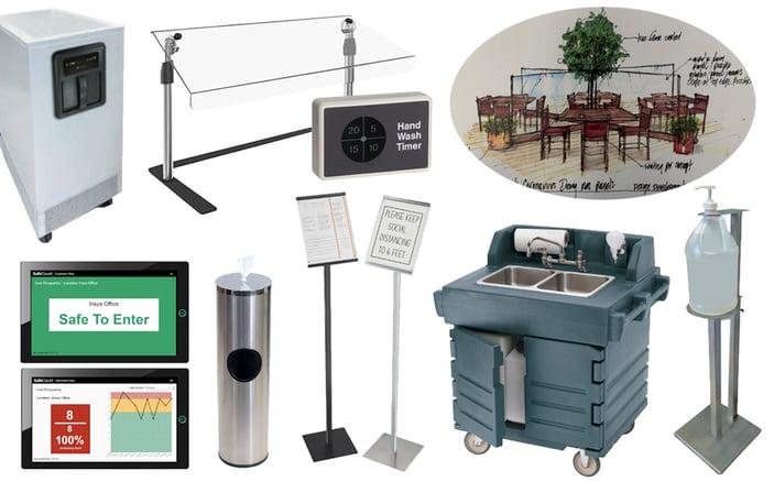 Venue design services