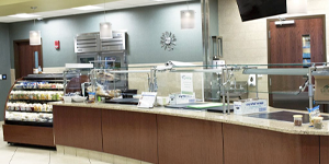 Aurora Kenosha - Cafeteria